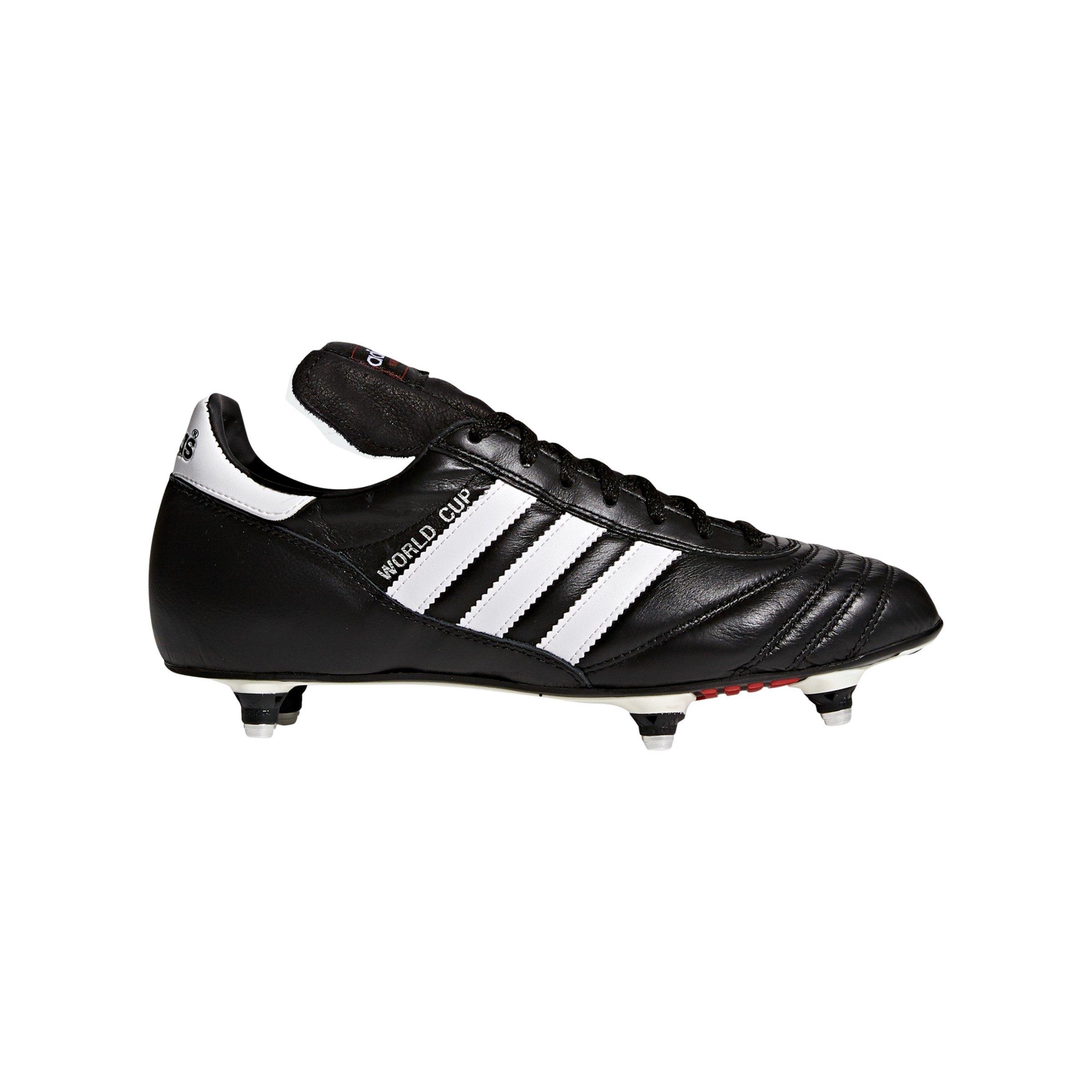 adidas Fußballschuhe World Cup SG - schwarz
