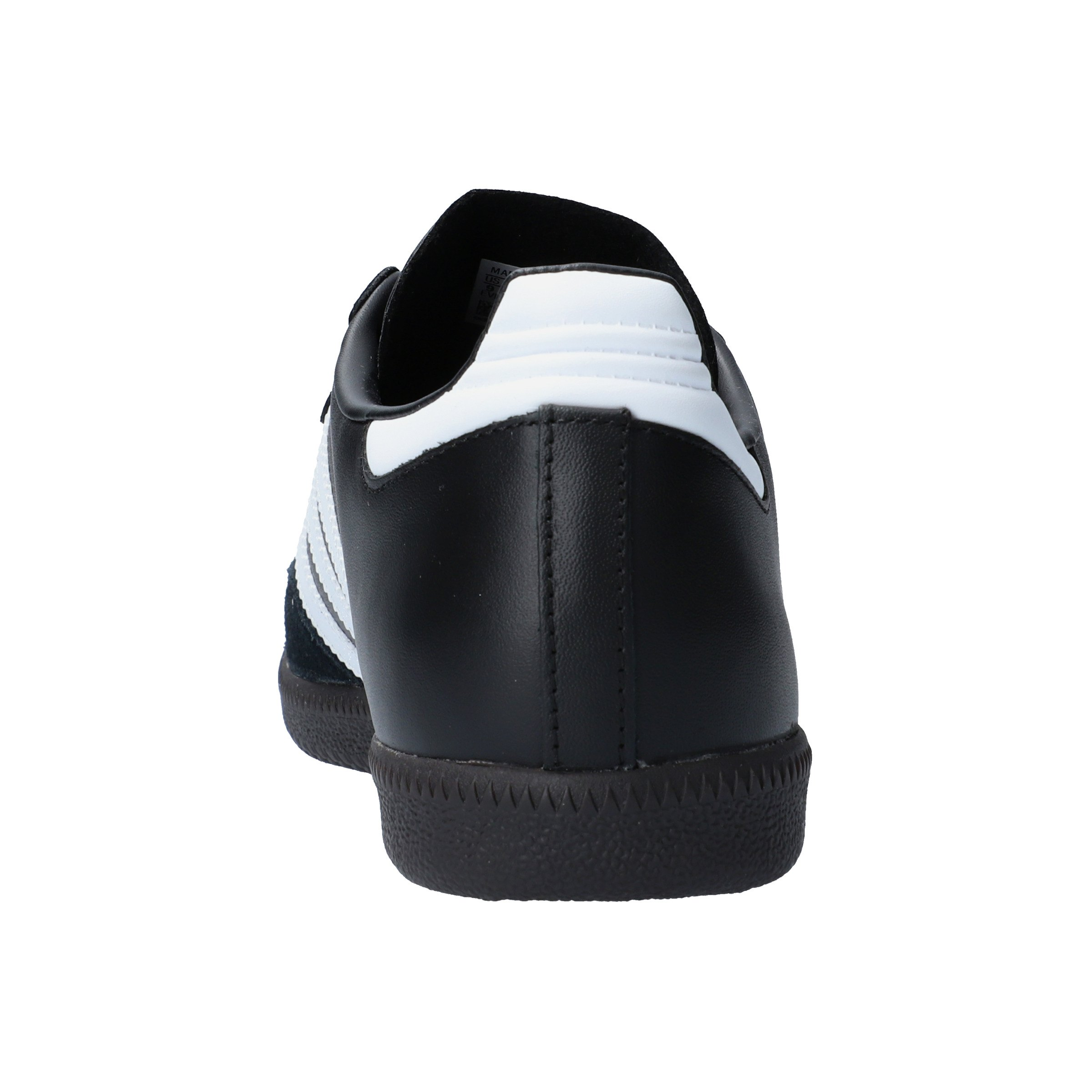 the cheapest great look huge selection of adidas Samba Hallenschuh Leder Schwarz Weiss