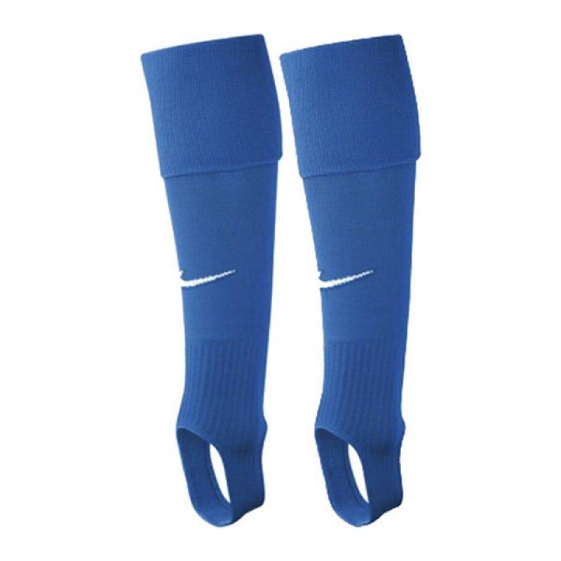premium selection bab8e e3586 Nike Stutzen Stirrup III Game Sock  blau - blau