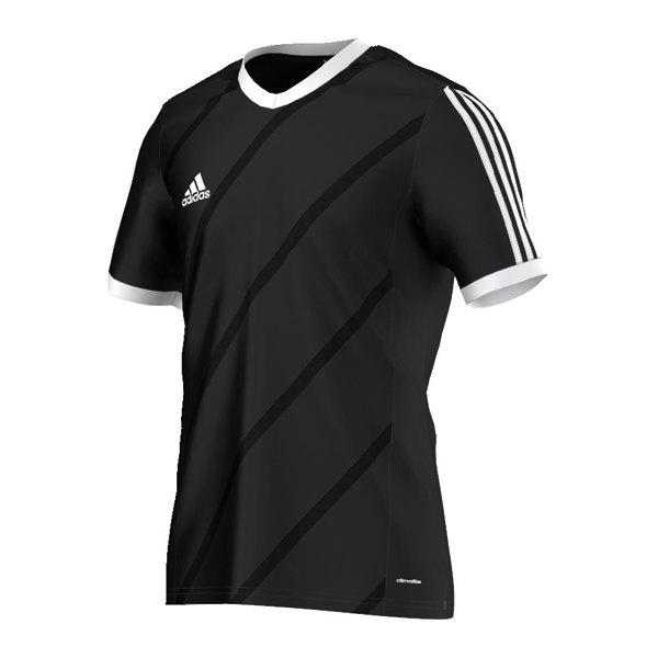 adidas Trikot Tabela 14 kurzarm | schwarz - schwarz