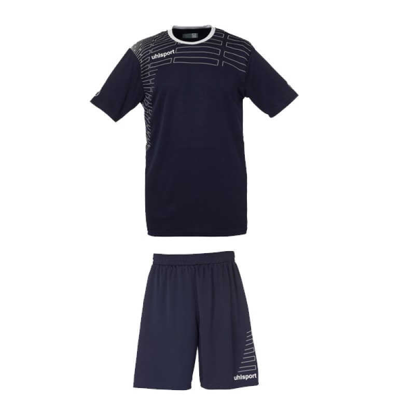 Uhlsport Team Kit Match Damen kurzarm, Trikot u. S | marine - blau
