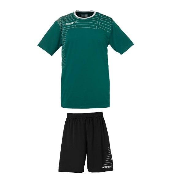 Uhlsport Team Kit Match Damen kurzarm, Trikot u. S | smaragd - gruen