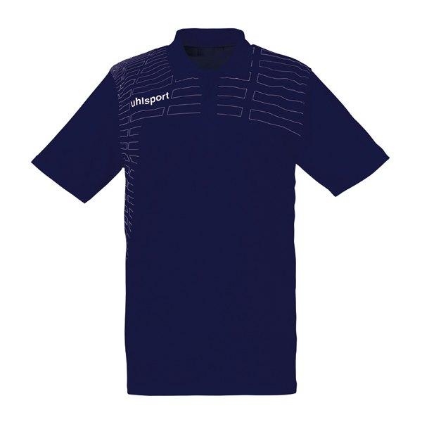 Uhlsport Polo Shirt Match | marine - blau