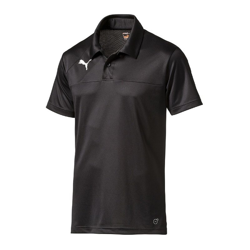 Puma Polo Esquadra | schwarz