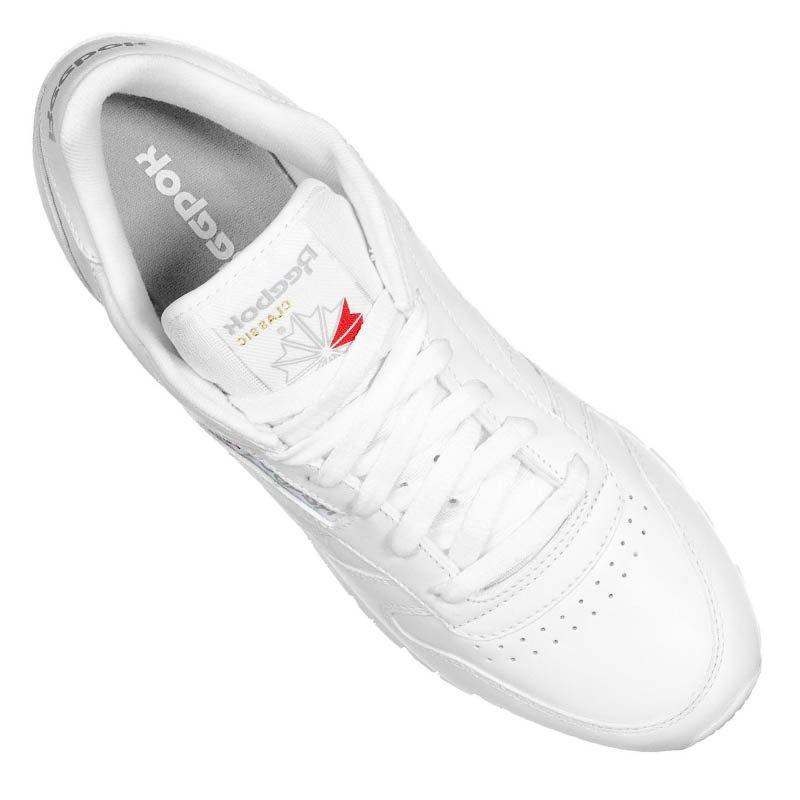 huge selection of e63d9 e761c Reebok Sneaker Classic Leder Damen