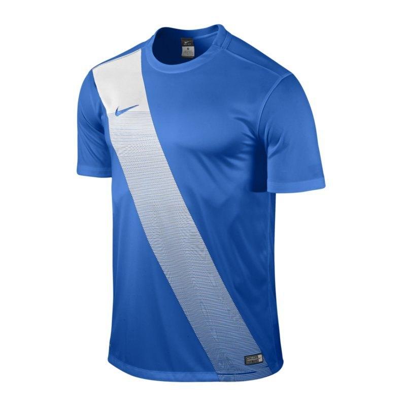 Nike Trikot Sash kurzarm | blau - blau