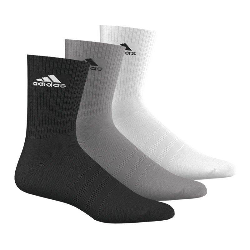 adidas Socken 3S Performance Crew 3er Pack