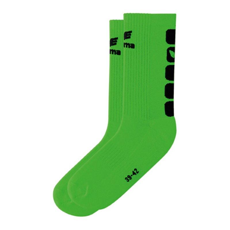 Professionel anerkannte Marken großer Rabatt Erima Socken 5-Cubes