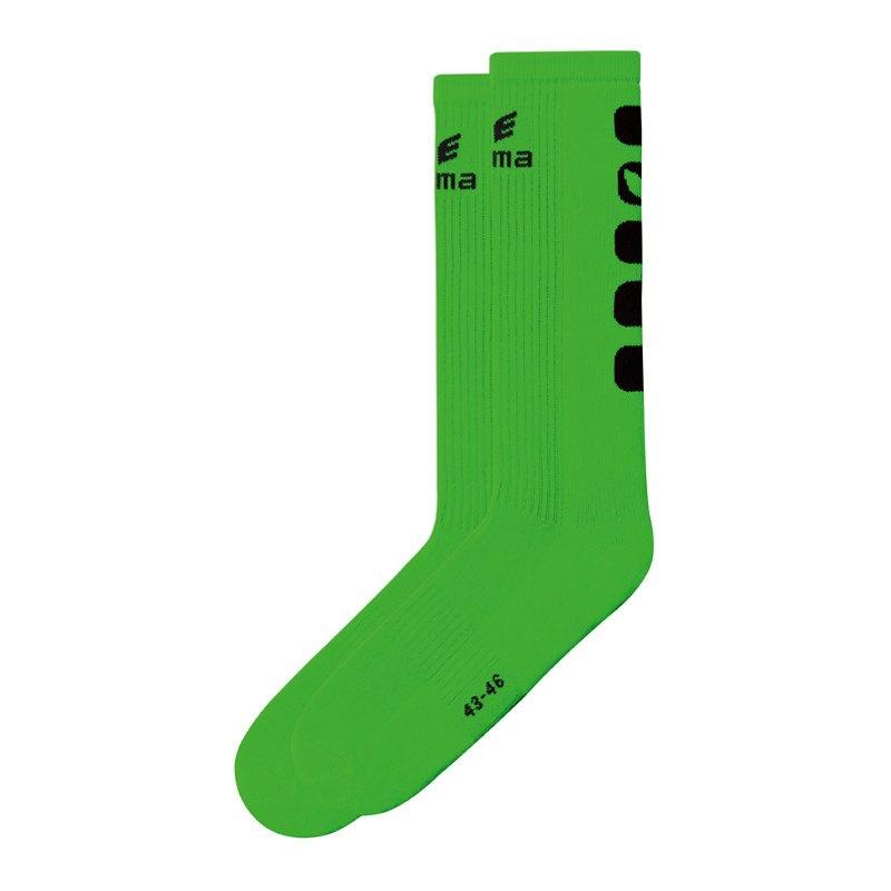 letzte Auswahl offizielle Seite Neuestes Design Erima Socken 5-Cubes lang