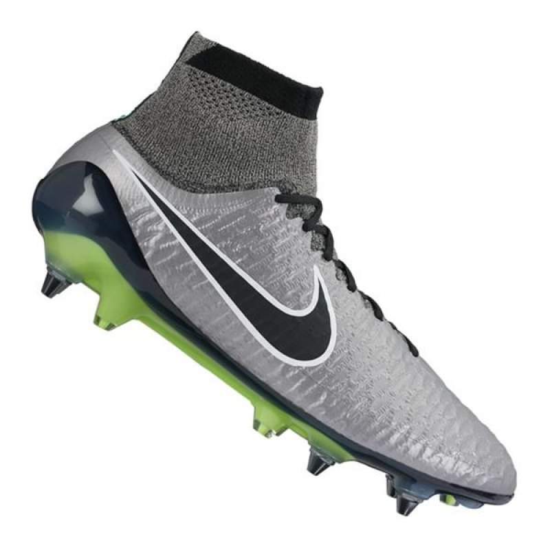 hot sale online 84b3c 8f48e Nike Fußballschuhe Magista Obra SG Pro   silber - silber