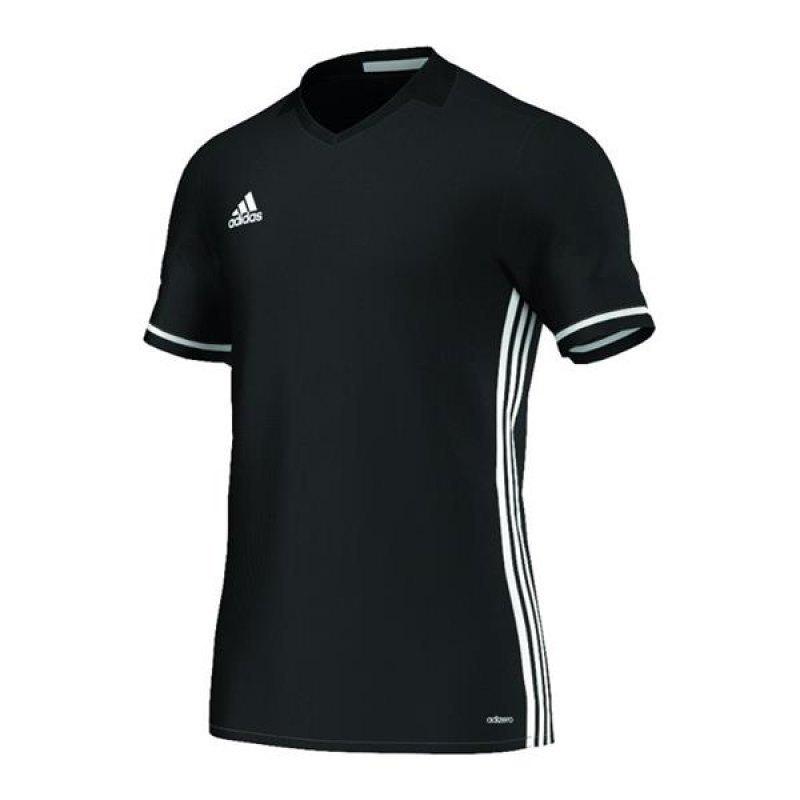 adidas Trikot Condivo 16 kurzarm | schwarz - schwarz