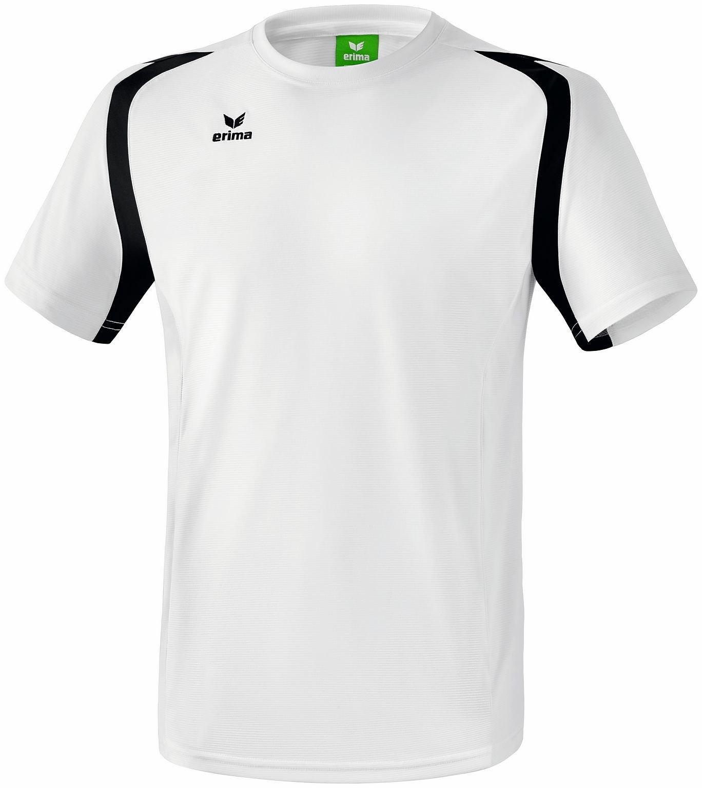 Erima T-Shirt Razor 2.0 | weiß schwarz - weiss