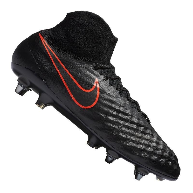 new concept 71852 8384d Nike Fußballschuhe Magista Obra II SG-Pro  schwarz - schwarz