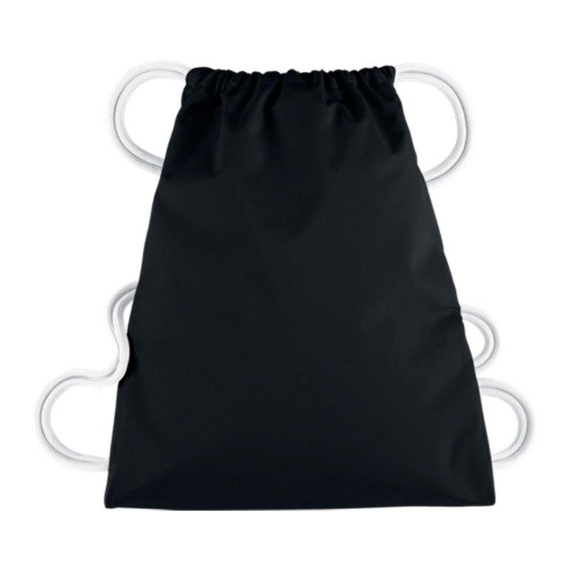 nike heritage gymsack sportbeutel schwarz f011. Black Bedroom Furniture Sets. Home Design Ideas