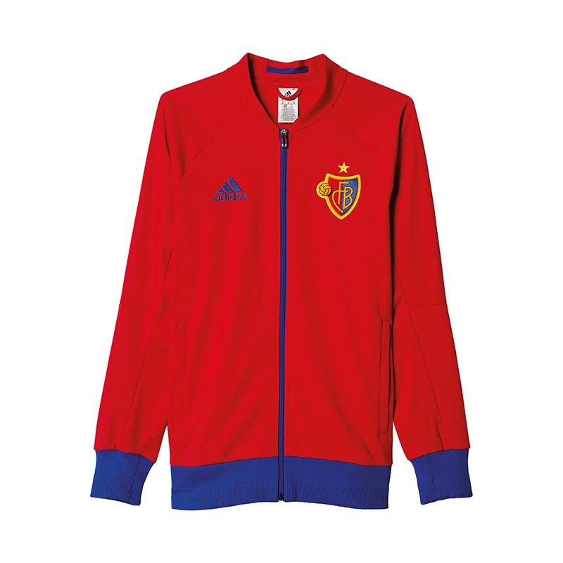 adidas FC Basel 1893 Anthem Jacke