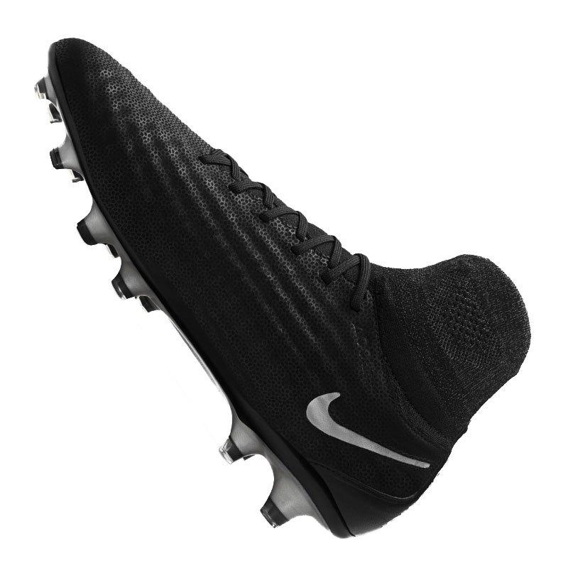 sale retailer c47fc 8aeff ... Nike Fußballschuhe Magista Obra II TC FG | schwarz - schwarz ...