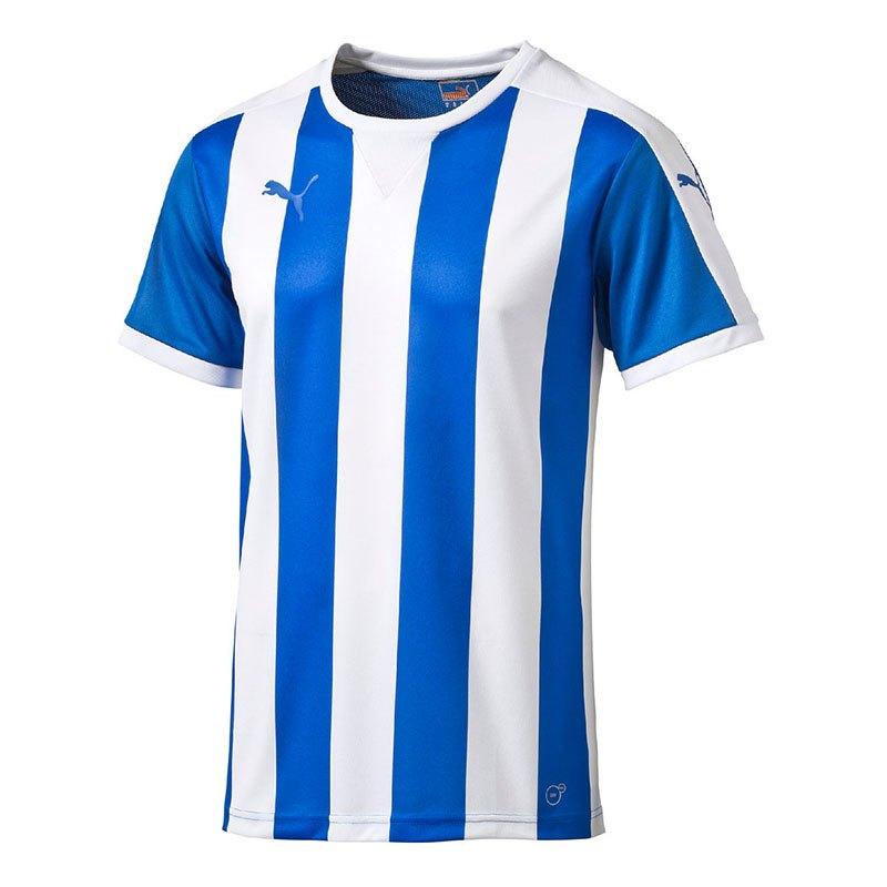 Nike Striped Division Langarm Trikot royal blue Herren
