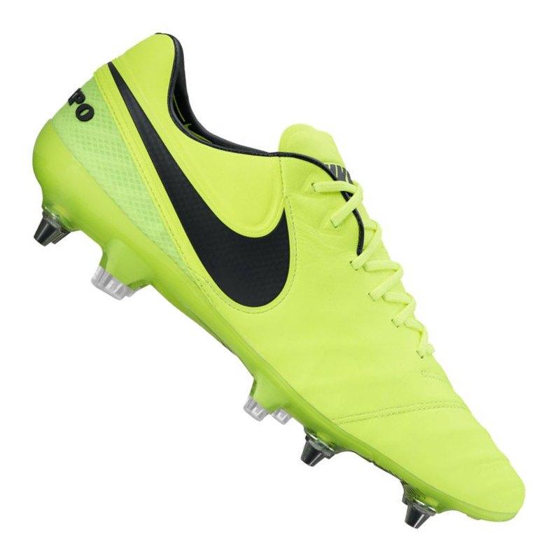sports shoes 0c983 a6359 coupon for nike tiempo legend vi sg pro fußballschuh gelb schwarz gelb  5dcd4 78d79