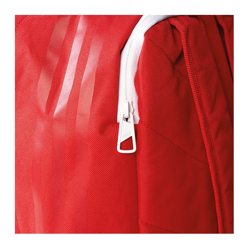 913c63ba15ed8 ... adidas Tiro Backpack Rucksack Rot Schwarz Weiss