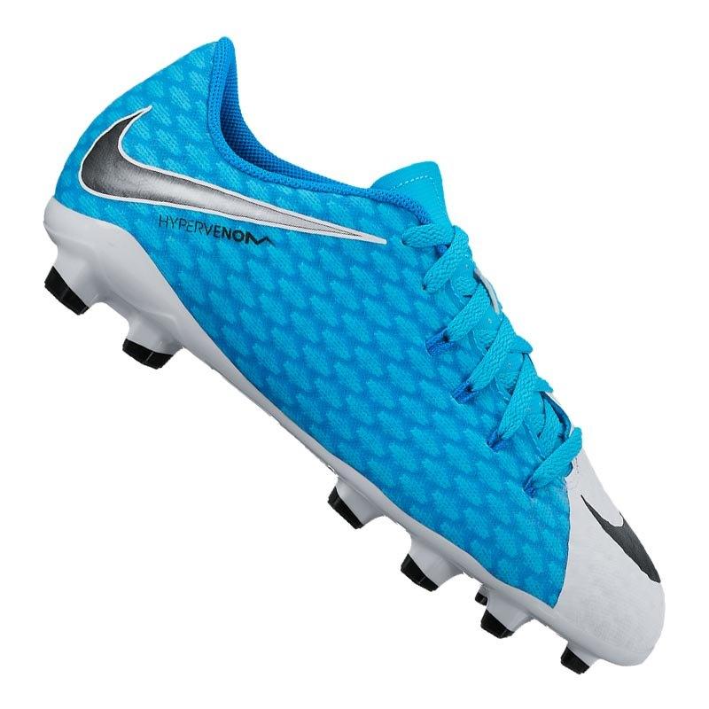 Nike Fußballschuh FG Phelon Hypervenom Kinder III cTl1JFK