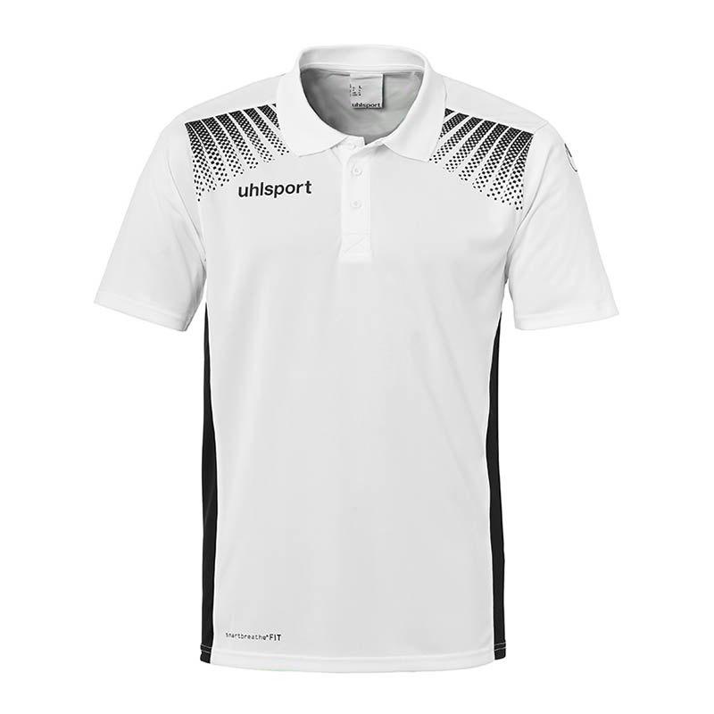 Uhlsport Polo Goal | weiß schwarz - weiss