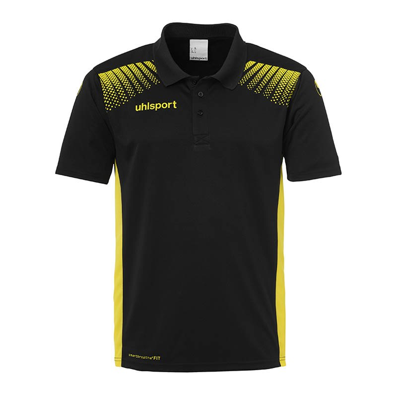 Uhlsport Polo Goal   schwarz gelb - schwarz