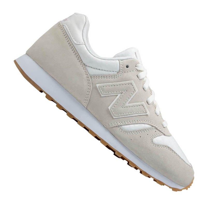 buy popular f8f46 cc22a New Balance WL373 Leather Sneaker Damen F11