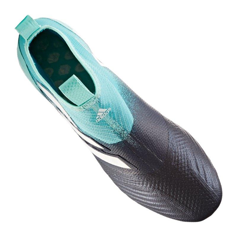 adidas ACE 17+ Purecontrol SG Blau Weiss