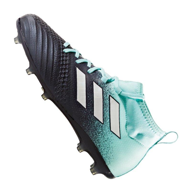 adidas X 17.1 FG Fußballschuhe weißblau 40 23