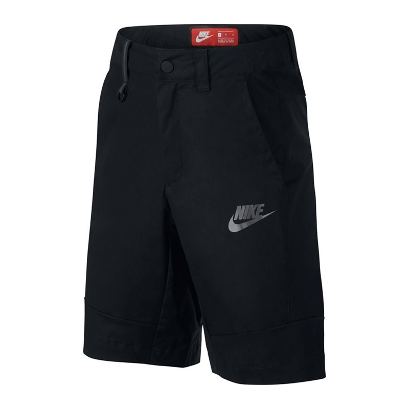 nike short hose kurz kids schwarz f010 lifestyle. Black Bedroom Furniture Sets. Home Design Ideas