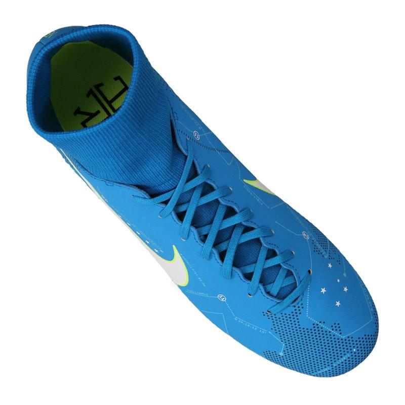 reputable site 29666 42bb5 ... Nike Mercurial Victory VI NJR DF FG Blau F400   - blau ...