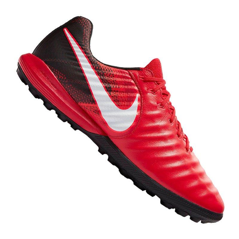 Nike Tiempo X Proximo II TF Rot Schwarz F616 | - rot