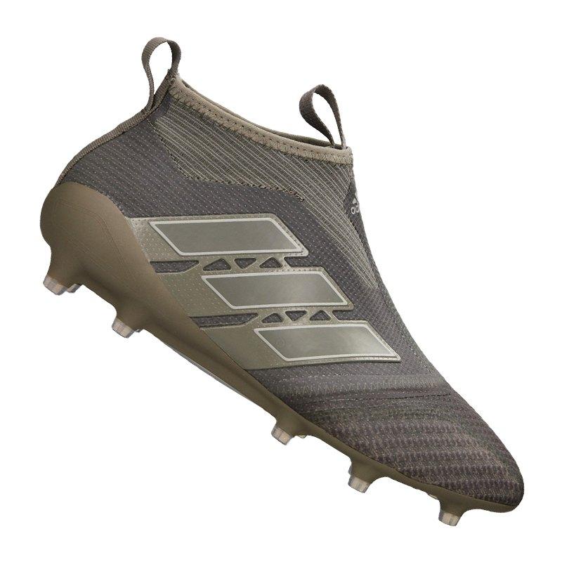 adidas ACE 17+ Purecontrol FG Beige | - beige