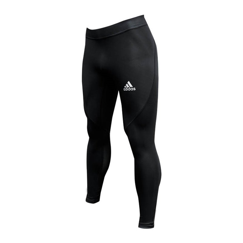 adidas alphaskin tight hose lang schwarz sportw sche. Black Bedroom Furniture Sets. Home Design Ideas