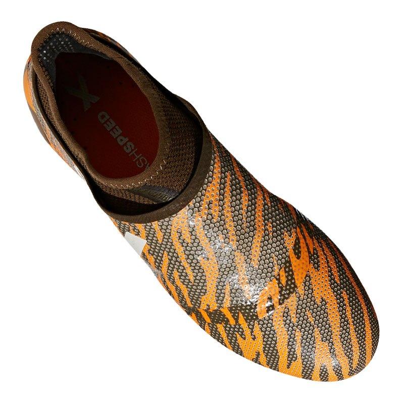 adidas x 17 purespeed fg gr n orange fussballschuh football soccer boot neu. Black Bedroom Furniture Sets. Home Design Ideas