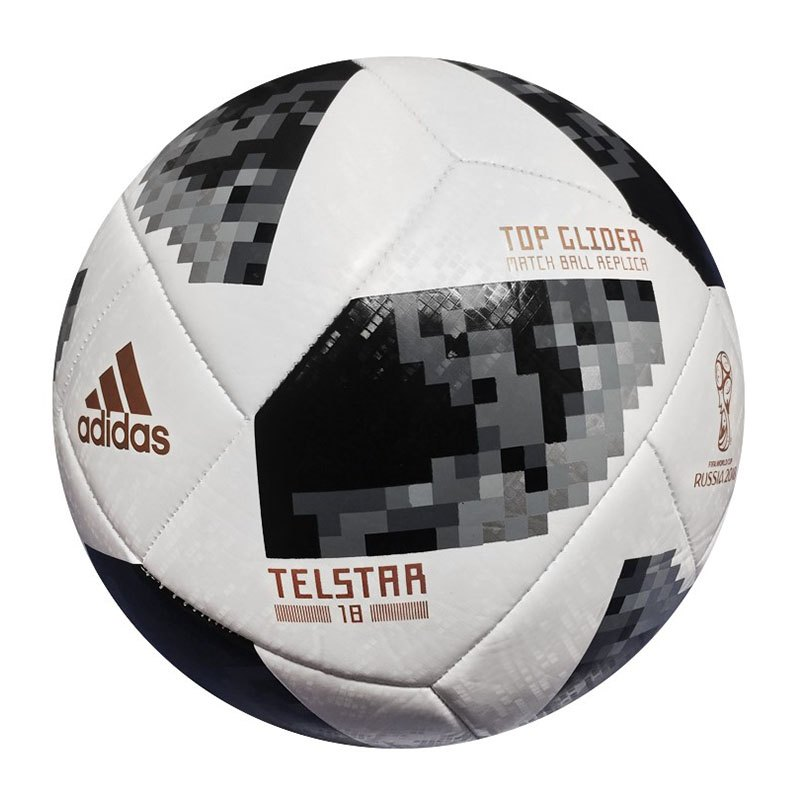 adidas world cup top glider trainingsball weiss. Black Bedroom Furniture Sets. Home Design Ideas