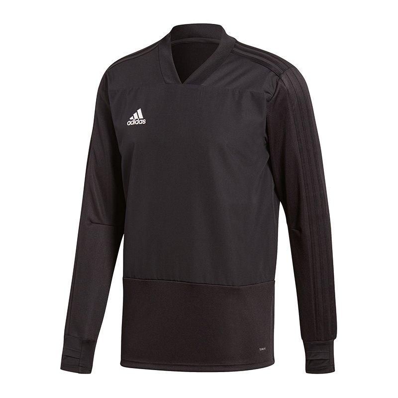adidas schwarz weiß sweatshirt