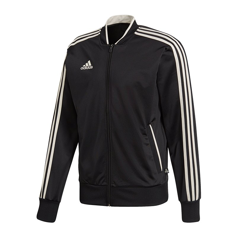 adidas tango polyesterjacket jacke schwarz sportkleidung. Black Bedroom Furniture Sets. Home Design Ideas