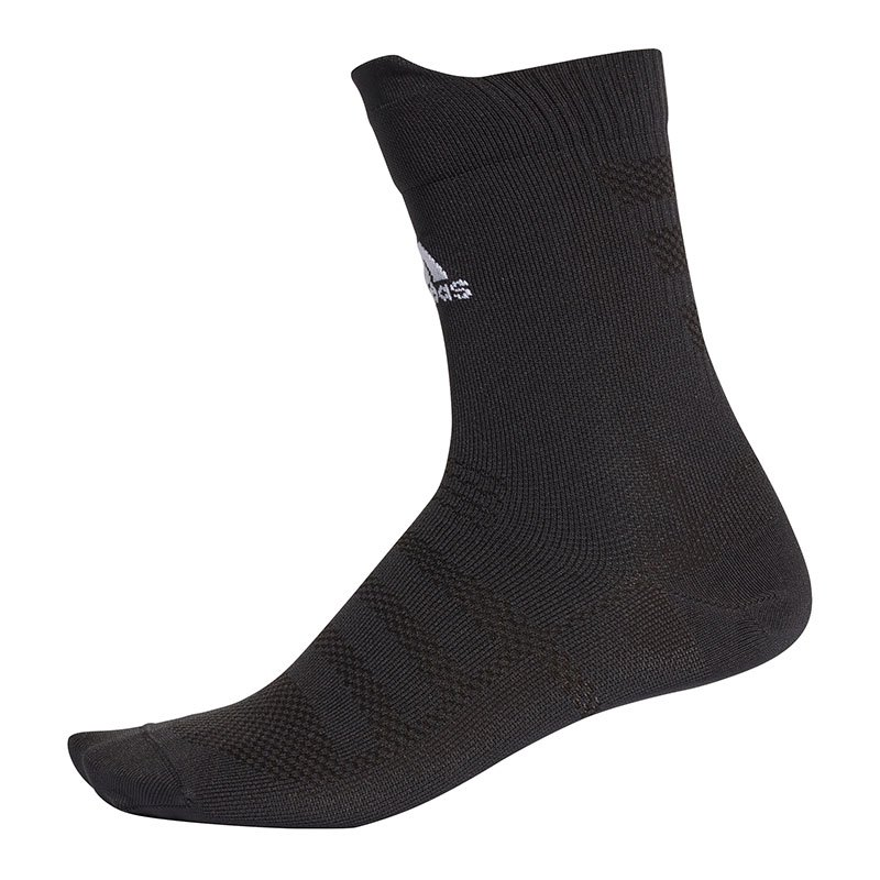 adidas alphaskin ultralight crew socken schwarz schwarz. Black Bedroom Furniture Sets. Home Design Ideas