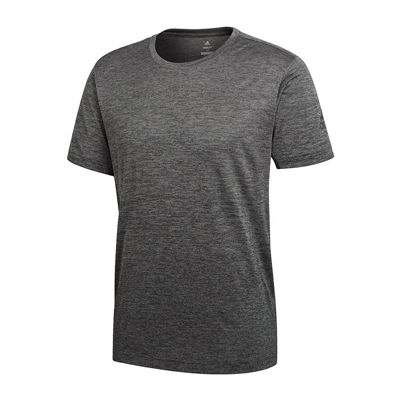 adidas t shirt freelift gradient tee training shirt. Black Bedroom Furniture Sets. Home Design Ideas
