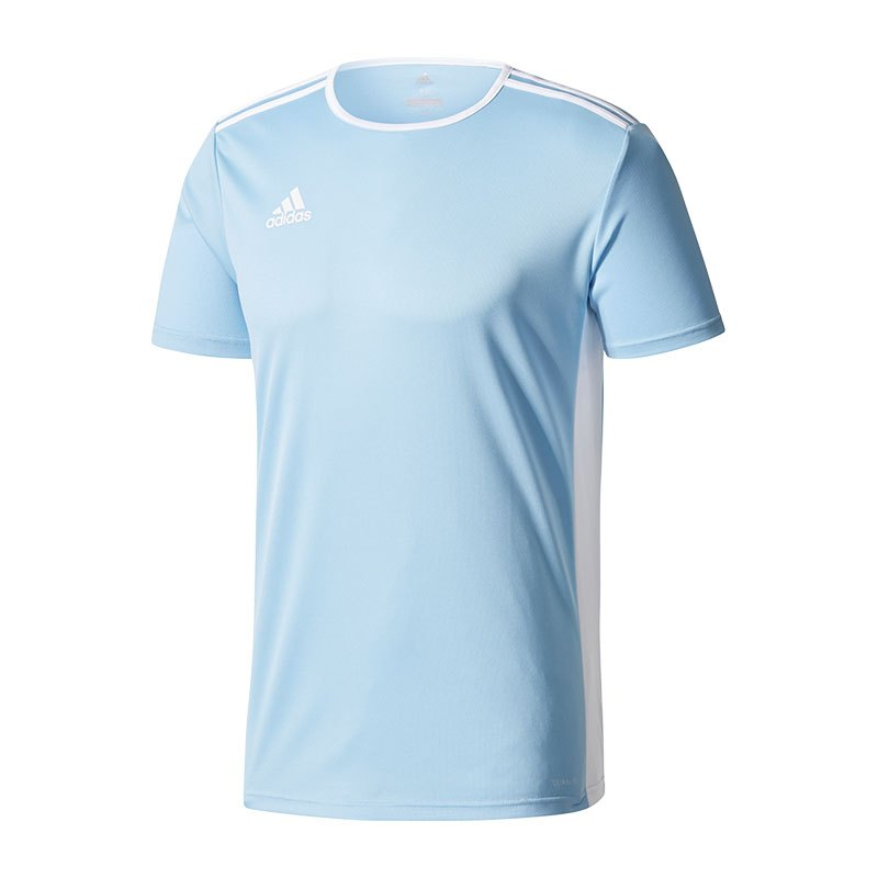 adidas Entrada 18 Trikot kurzarm   Grün Weiss - blau 0fe127db97