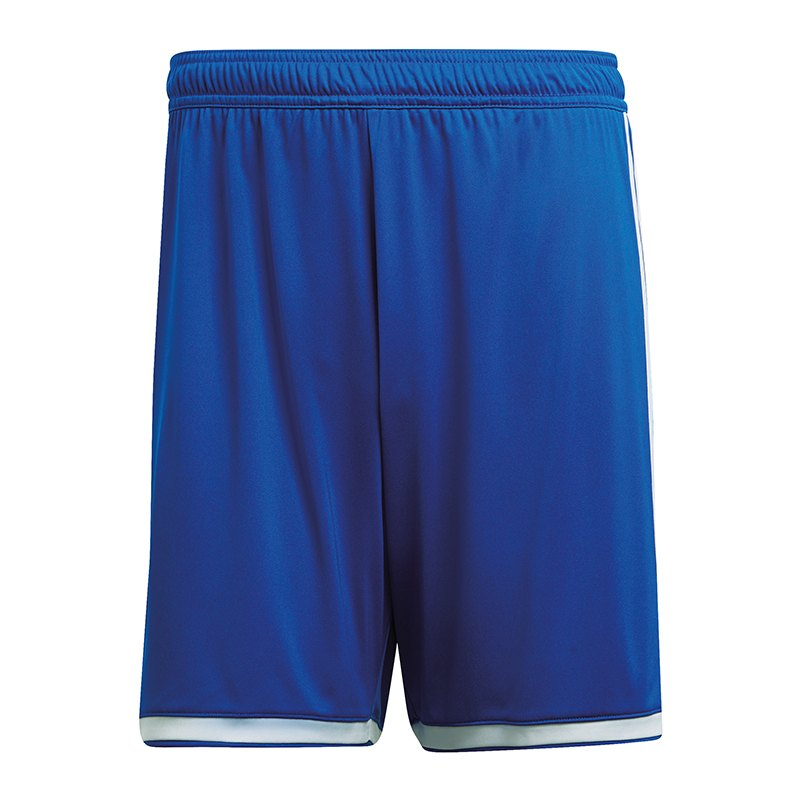 adidas regista 18 short hose kurz blau weiss teamsport. Black Bedroom Furniture Sets. Home Design Ideas