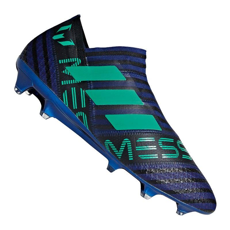 adidas NEMEZIZ Messi 17+ 360Agility FG Blau | - blau