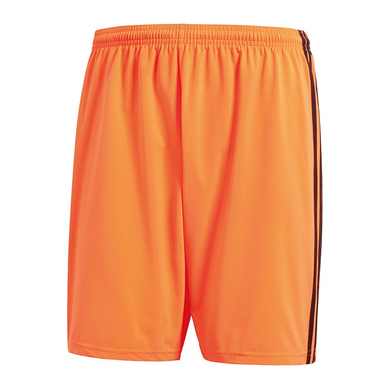 adidas condivo 18 short hose kurz orange teamsport. Black Bedroom Furniture Sets. Home Design Ideas