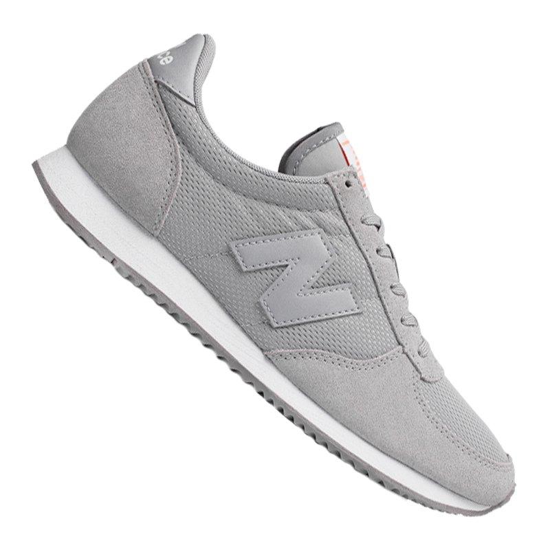 new balance wl220 sneaker damen grau f12 streetwear. Black Bedroom Furniture Sets. Home Design Ideas