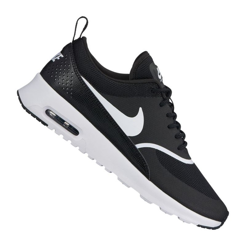 nike air max thea sneaker damen schwarz weiss f028. Black Bedroom Furniture Sets. Home Design Ideas