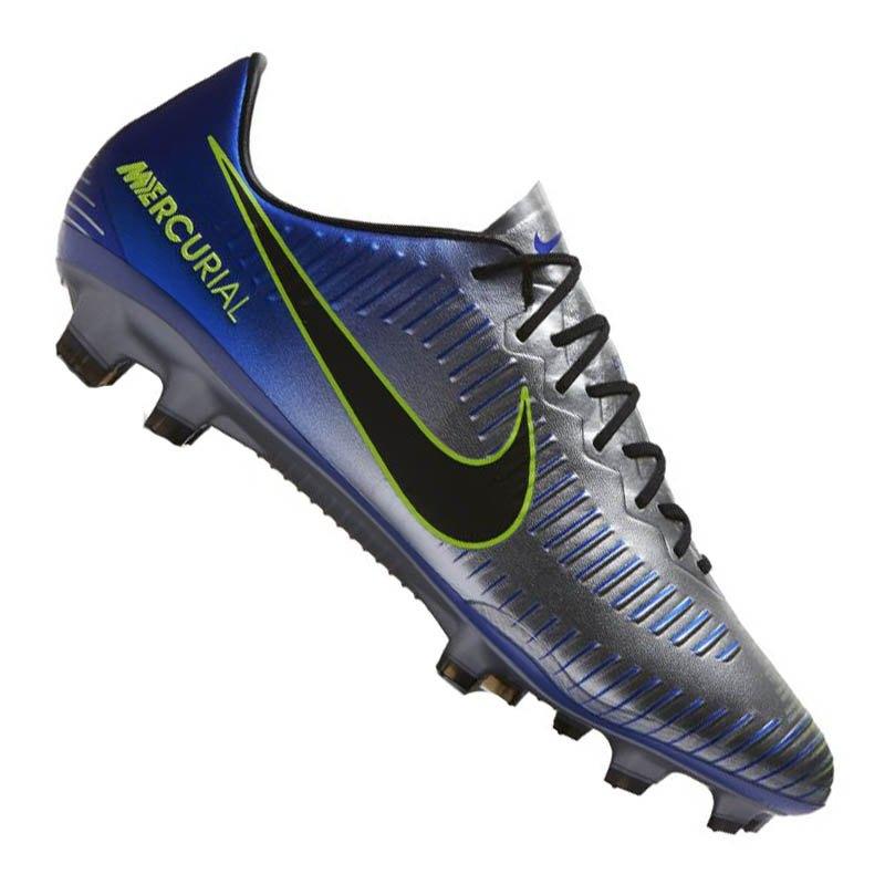 finest selection 4da00 9c07c Nike Mercurial Vapor XI NJR FG Blau F407