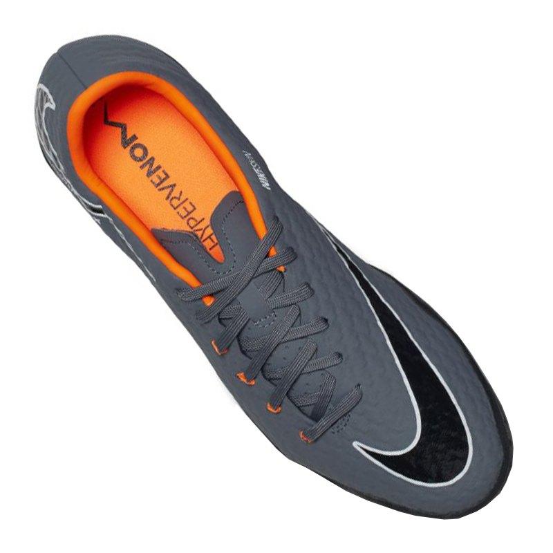uk availability 9ac9f 2446e ... Nike Hypervenom PhantomX III Academy TF Grau F081   - grau ...