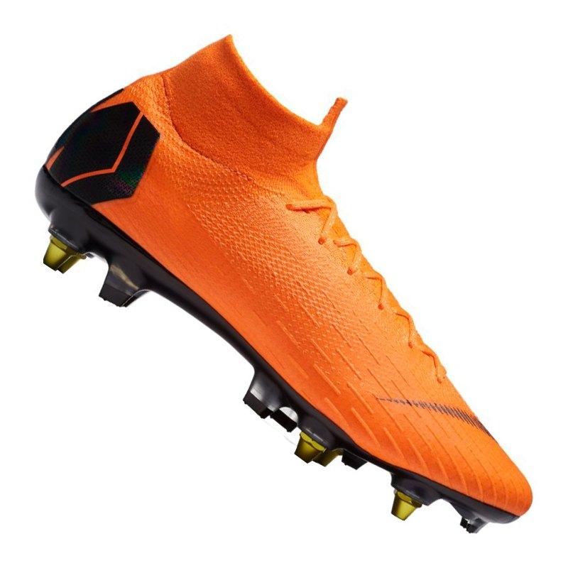 Nike Mercurial Superfly VI Elite SG-Pro AC F810   - orange