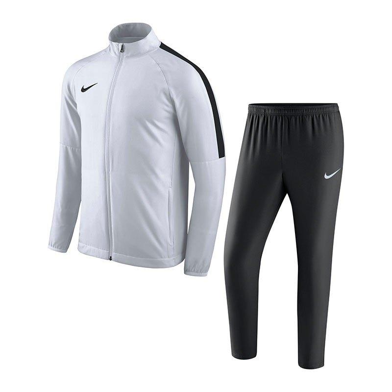 Nike Academy 18 Tack Suit Anzug | weiss - weiss